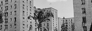 1939: Red Hook Houses are opened